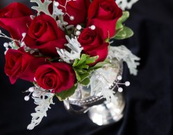 Racine Wisconsin wedding florist