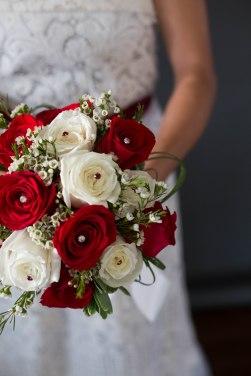 Lake Geneva Wisconsin romantic bouquet